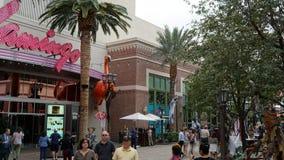 Flamingo Hotel and Casino in Las Vegas Stock Photos