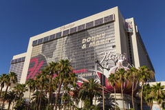 Flamingo Hotel in Day time in Las Vegas, NV on June 26, 2013 Stock Photography
