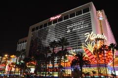 Flamingo Hotel in Las Vegas Stock Photography