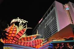 Flamingo Hotel in Las Vegas Royalty Free Stock Photo
