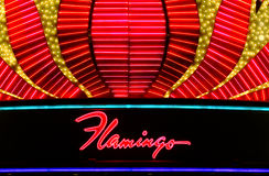 Flamingo Las Vegas Stock Photography