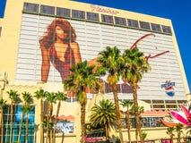 Flamingo, Las Vegas Stock Photo
