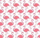 Flamingo. Vector illustration (EPS 10 royalty free illustration