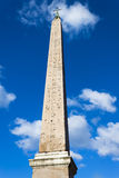 Flaminio方尖碑-罗马 免版税库存照片