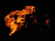 flamma Royaltyfria Bilder