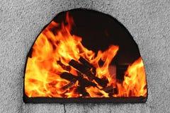 flammaugn Royaltyfria Foton