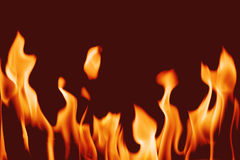 Flamme Image libre de droits
