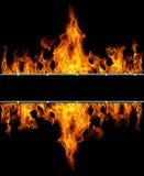 Flamme Lizenzfreies Stockfoto