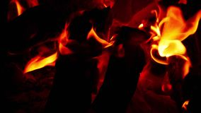 flamme stock video footage