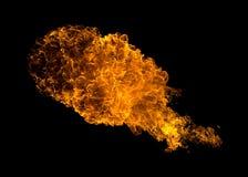 Flamme Lizenzfreie Stockfotografie