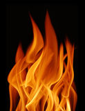 Flamme photographie stock