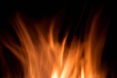 Flamme abstraite Photos stock