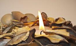 Flamme de détente Image stock