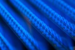 Flamme de gaz Photographie stock libre de droits