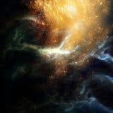 Flamme-Impuls Stockfotos
