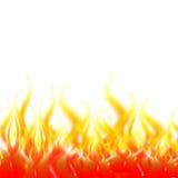 Flammen stock abbildung