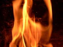 Flammen Lizenzfreies Stockfoto