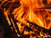 Flammen Stockfotos