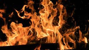 Flammen Stockfotografie