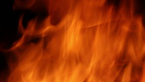 Flammes du feu clips vidéos