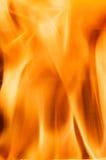 Flammes du feu image libre de droits