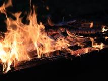 Flammes et incendie photos libres de droits