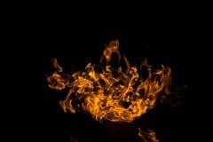 Flammor, Arkivbild