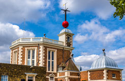 Flamsteed House at Greenwich Observatory Stock Photography