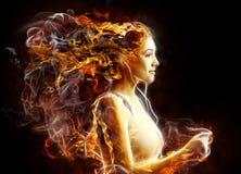 flamy символ Стоковые Фото