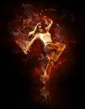 flamy символ стоковые изображения