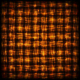 Flamy Checkered Pattern with Light Effect. Royalty Free Stock Photography
