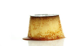 Flan Royalty Free Stock Image