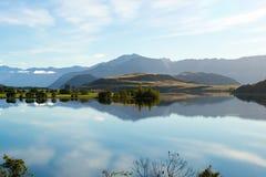 Flanc de coteau écossais Image stock
