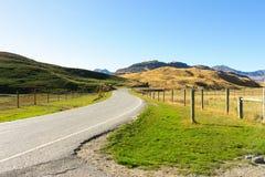 Flanc de coteau écossais Images stock