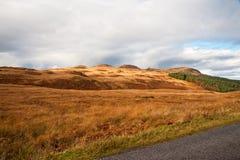 Flanc de coteau de Jura Photographie stock libre de droits
