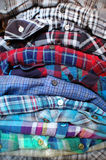 flanelle Image stock