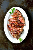 Flank steak Royalty Free Stock Image
