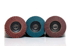 Free Flap Grind Abrasive Discs  Stock Images - 48484644
