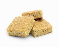 Flapjacks Stock Photo