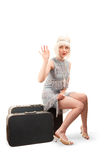Flapper Stock Photography