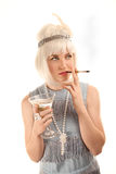 Flapper Stock Photo