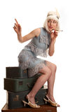 Flapper Stock Image