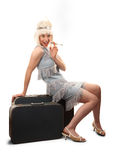 Flapper Royalty Free Stock Photos