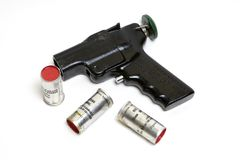 Free Flare Launcher With Ammo Stock Photography - 675192
