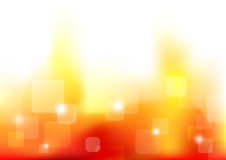 Flaring abstract mobile background Royalty Free Stock Photography