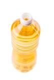 Flasche Öl Stockfotografie