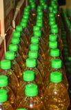 Flasche Öl lizenzfreie stockfotografie