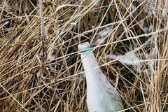 Flasche aus den Grund Stockbilder