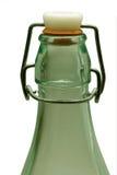 Flasche ausführlich Makro Lizenzfreie Stockfotos