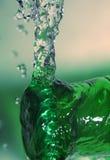 Flasche Bier Stockfotografie